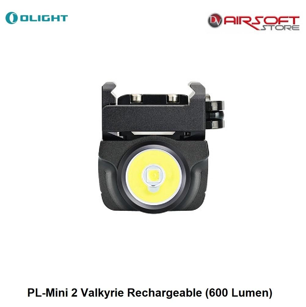 Olight PL-Mini 2 Valkyrie Rechargeable (600 Lumen)