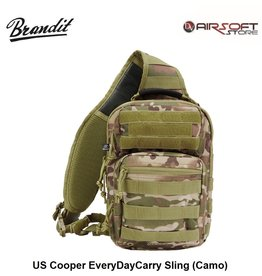 Brandit US Cooper EveryDayCarry Sling (Camo)