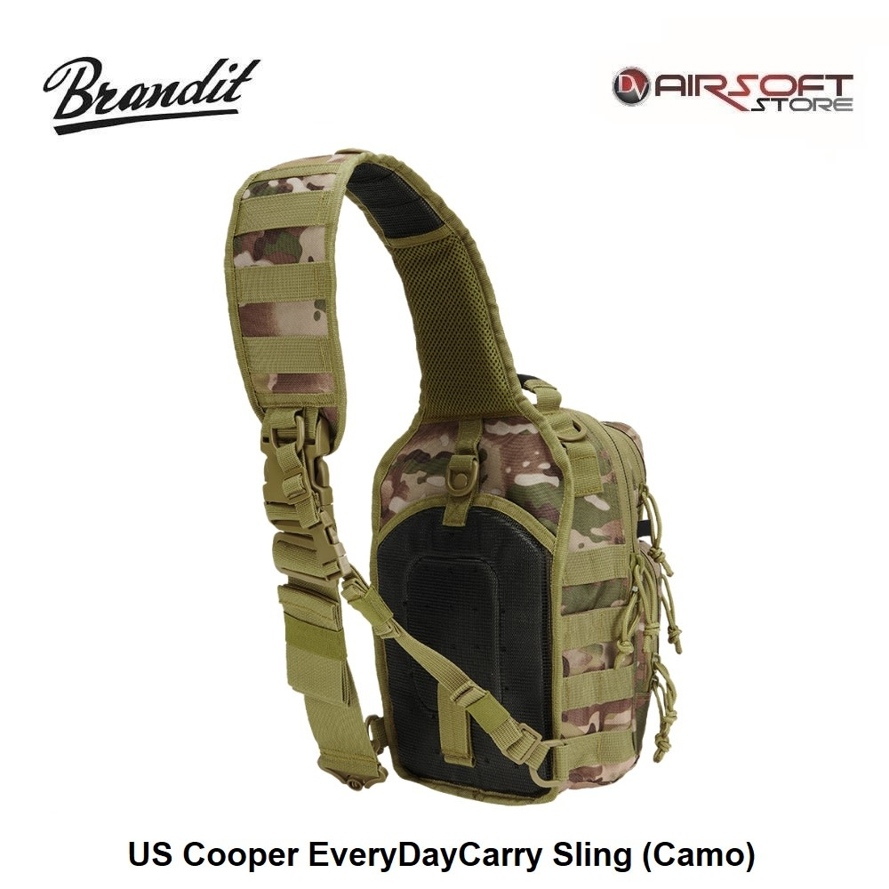 Brandit US Cooper EveryDayCarry Sling (Camo)