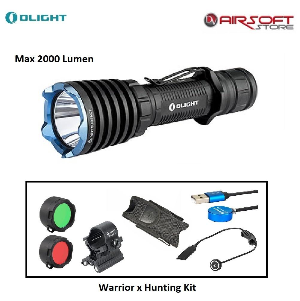 Olight Warrior x Hunting Kit
