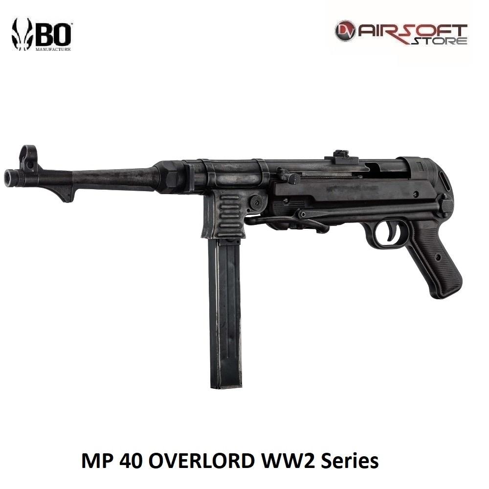 BO MP 40 OVERLORD WW2 Series