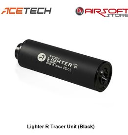 ACETECH Lighter R Tracer Unit (Black)