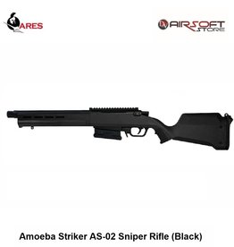Ares Amoeba Striker AS-02 Sniper Rifle (Black)