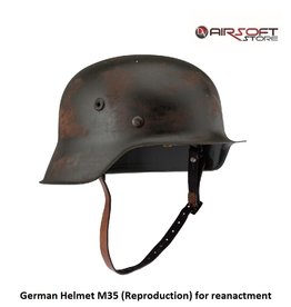 German Helmet M35 (Reproduction) for reanactment