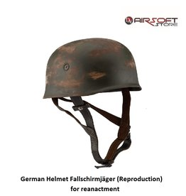 German Helmet Fallschirmjäger (Reproduction) for reanactment