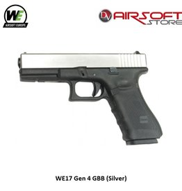 WE (Wei Tech) WE17 Gen 4 GBB (Silver)
