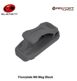 Element Floorplate M4 Mag Black