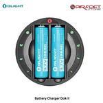 Olight Battery Charger Dok II