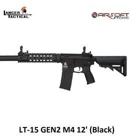Lancer Tactical LT-15 GEN2 M4 12' (Black)