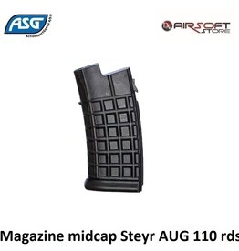 ASG Magazine midcap Steyr AUG 110 rds