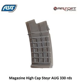 ASG Magazine High Cap Steyr AUG 330 rds