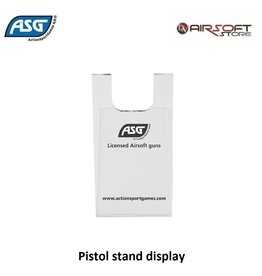 ASG Pistol stand display