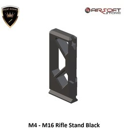 Royal Armory Gun stand holder for M4
