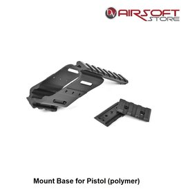 Mount Base for Pistol (polymer)