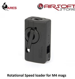 Ares Rotational Speed loader for M4 mags