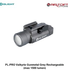 Olight PL-PRO Valkyrie Gunmetal Grey Rechargeable (max 1500 lumen)