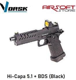 Vorsk Hi-Capa 5.1 + BDS (Black)