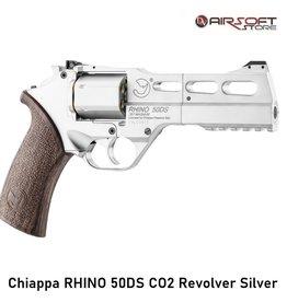 Chiappa RHINO 50DS CO2 Revolver Silver