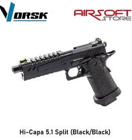 Vorsk Hi-Capa 5.1 Split (Black/Black)