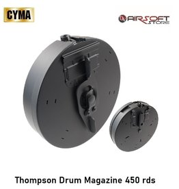 CYMA Thompson Drum Magazine 450 rds