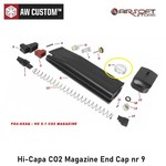 Armorer Works Hi-Capa CO2 Magazine End Cap nr 9