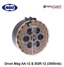 Tokyo Marui Drum Mag AA-12 & SGR-12 (3000rds)