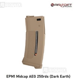 PTS EPM1 Midcap AEG 250rds (Dark Earth)