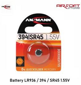 Ansmann Battery LR936 / 394 / SR45 1.55V