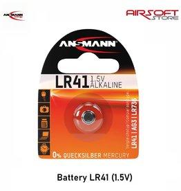 Ansmann Battery LR41 (1.5V)