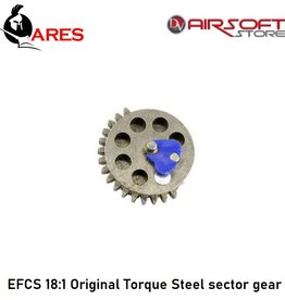 Ares EFCS 18:1 Original Torque Steel sector gear