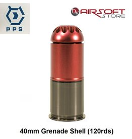 pps 40mm Grenade Shell (120rds)