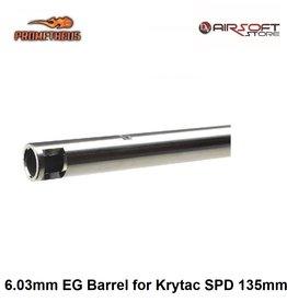 Prometheus 6.03mm EG Barrel for Krytac SPD 135mm