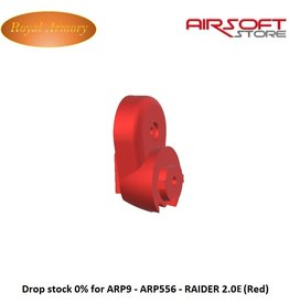 Royal Armory Drop stock 0% for ARP9 - ARP556 - RAIDER 2.0E (Red)