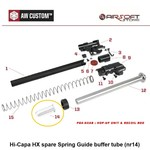 Armorer Works Hi-Capa HX spare Spring Guide buffer tube (nr14)