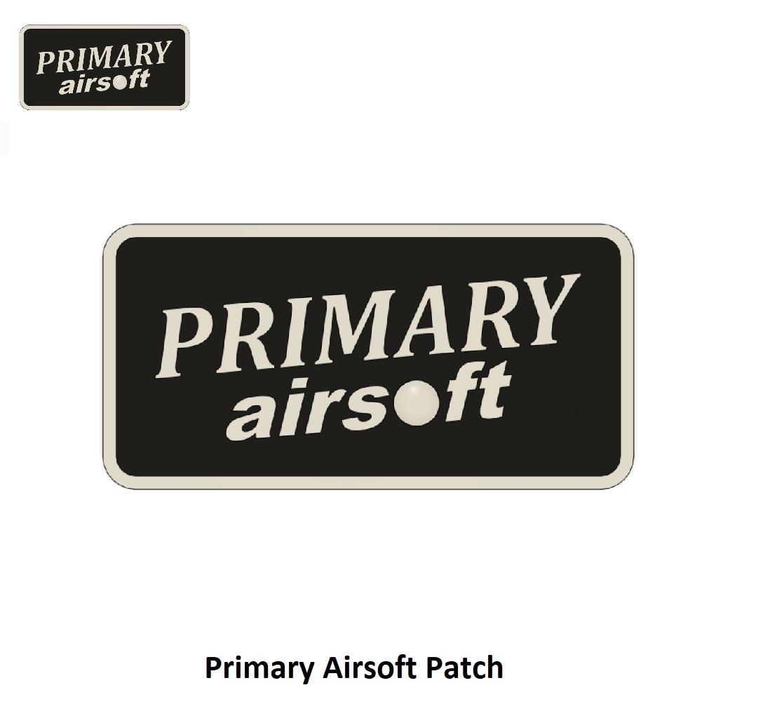 Primary Airsoft Primary Airsoft Patch