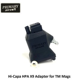 Primary Airsoft Hi-Capa HPA X9 Adapter for TM Mags