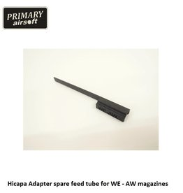 Primary Airsoft Hicapa Adapter spare feed tube for WE - AW magazines