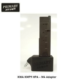 Primary Airsoft KWA KMP9 HPA - M4 Adapter