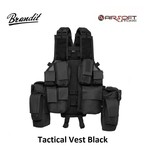 Brandit Tactical Vest Black