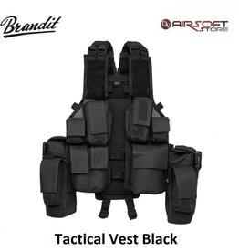 Brandit Tactical Vest Black