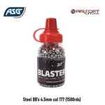 ASG Steel BB's 4.5mm cal 177 (1500rds)