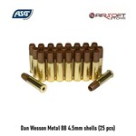 ASG Dan Wesson Metal BB 4.5mm shells (25 pcs)