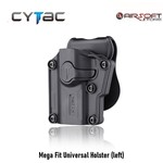 CYTAC Mega Fit Universal Holster (left)