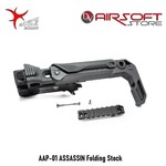 Action Army AAP-01 ASSASSIN Folding Stock