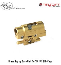Airsoft Masterpiece Brass Hop up Base Unit for TM 1911 / Hi-Capa