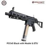 G&G PCC45 (Black) with Mosfet & ETU