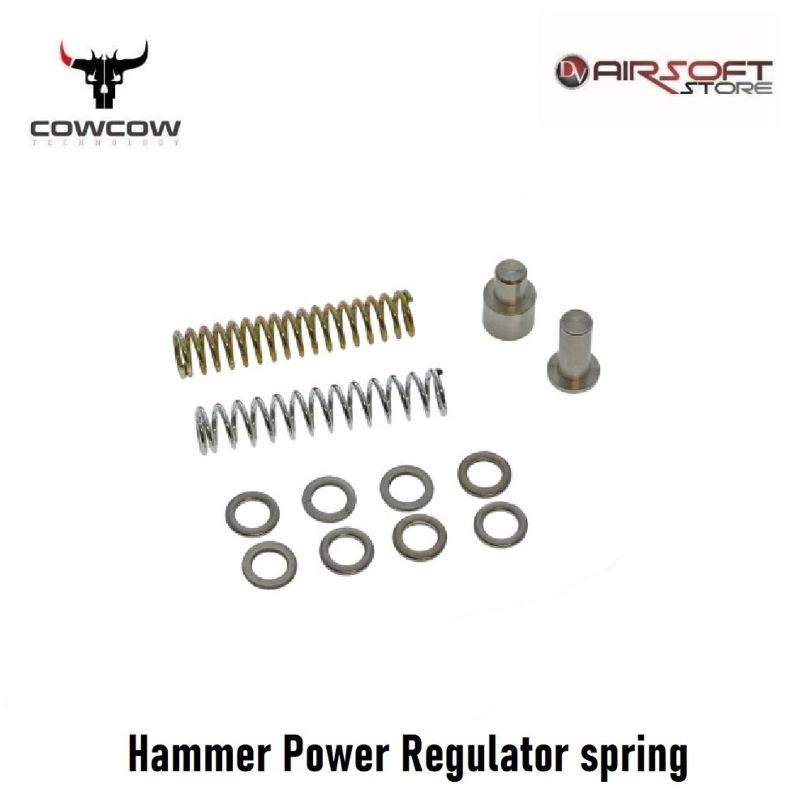CowCow Hammer Power Regulator spring