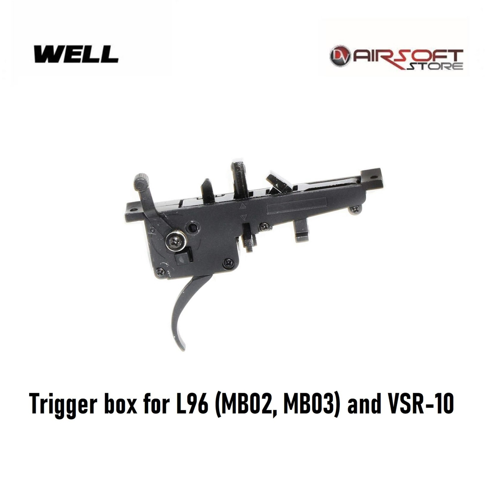 Well Trigger box for L96 (MB02, MB03) and VSR-10
