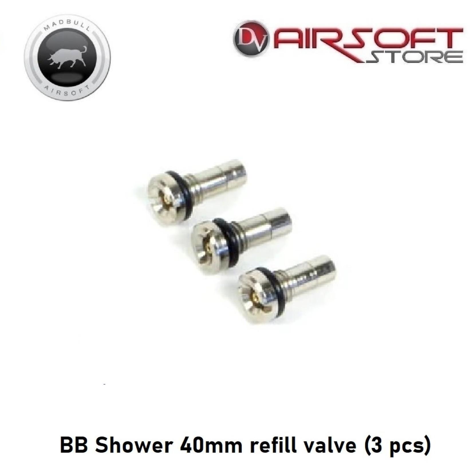Madbull BB Shower 40mm refill valve (3 pcs)