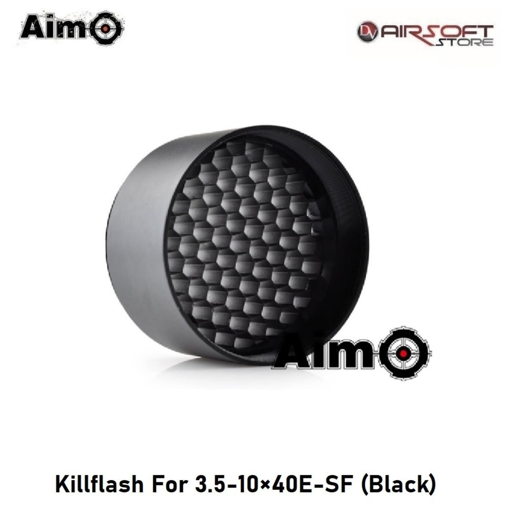 Aim-O Killflash For 3.5-10×40E-SF (Black)